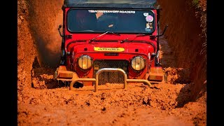 Mangalore off road 2018 || on the rocks off road#jeep#offroad#mangalore