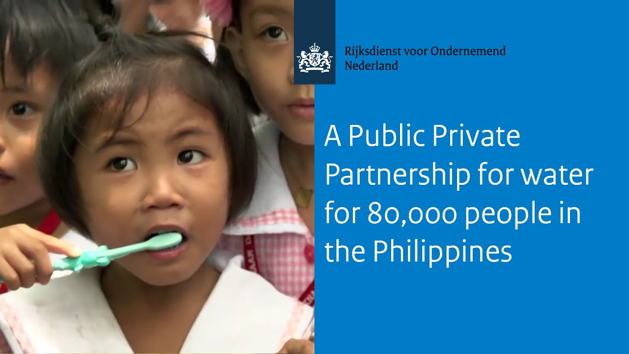 A Public Private Partnership for water for 80 000 people in the     A Public Private Partnership for water for 80 000 people in the Philippines    YouTube