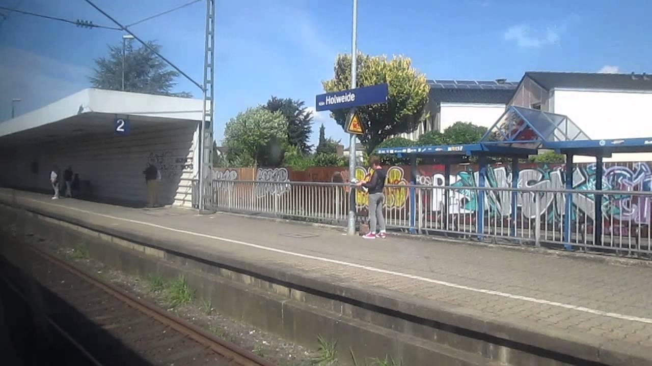 Linie S11 Köln