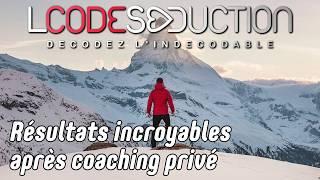 Témoignage- Résultats incroyable en coaching privé