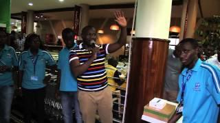 Nakumatt Rwanda Shop and Win Promotion Grand Draw 2014 (UTC Branch)
