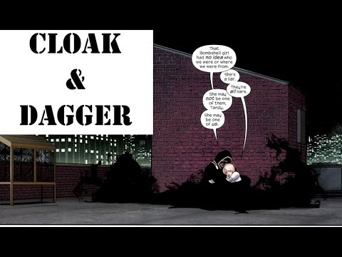 Download The Comicbook Story Of Cloak & Dagger