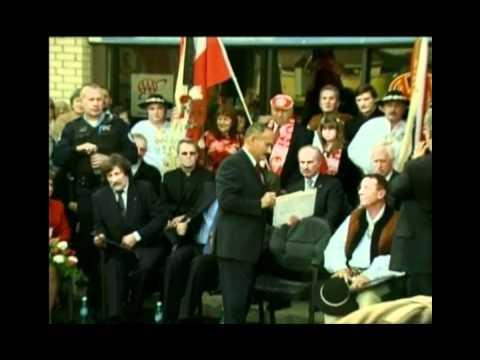 Honorary Lech Kaczynski Way - I