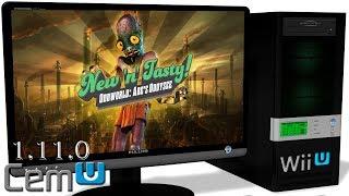 CEMU 1.11.0c Wii U Emulator - Oddworld: New 'n' Tasty (2014). Ingame #1