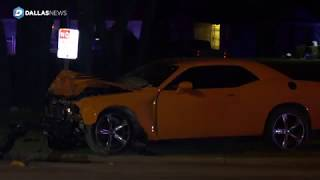 9-year-old girl dead, driver in custody after car struck by drag-racing vehicle in Pleasant Grove