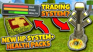 [NEW UPDATE LEAKS] NEW TRADING SYSTEM, NO MORE AUTO-CLICKERS??? +MORE! (Roblox Booga Booga)
