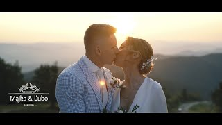 Majka a Ľubo - Svadobný videoklip