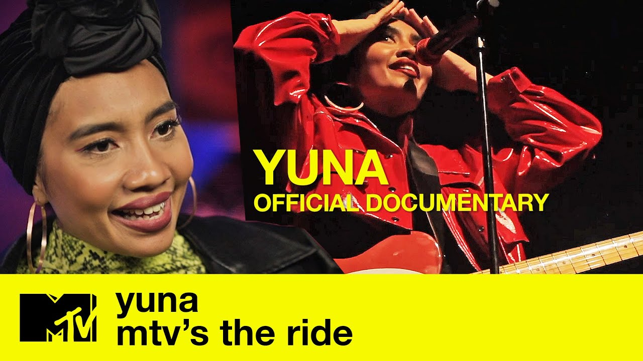 Yuna: From Bedroom To The Big Stage [ENG/MALAY Subs] | MTV's The Ride | Interview Part 2