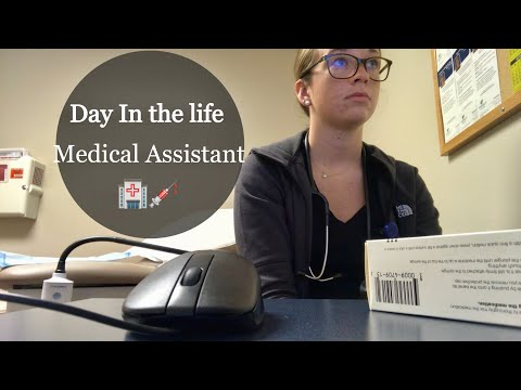 Day In The Life Of A Medical Assistant | 2019