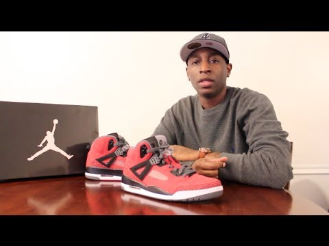 187c6df74db8 History Of Jordan Spizike And How They Came About On Feet Review ...