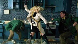 Взрывная блонда - Red-band Трейлер 2017 (18+) / Atomic Blonde