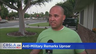 Teacher Removed From City Council Committees After Anti-Military Rant
