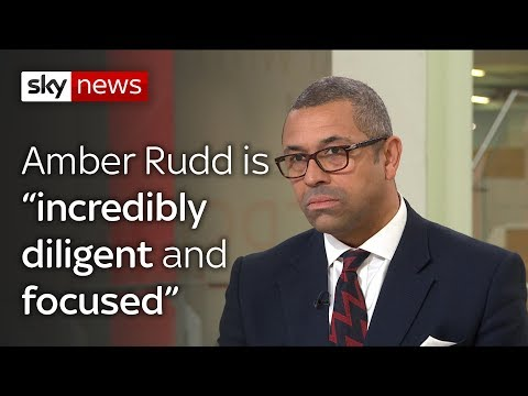 Deputy Conservative Party Chairman James Cleverly defends Rudd