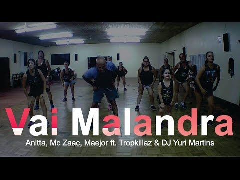 Baixar Vai Malandra - Anitta, Mc Zaac, Maejor ft. Tropkillaz & DJ Yuri Martins (Coreografia / Coreography)
