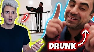 EXPOSING Roommate For Destroying House! (First Argument)
