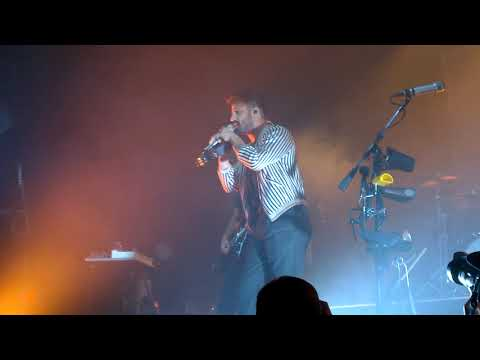 Young The Giant - Mirror Master - Live Debut