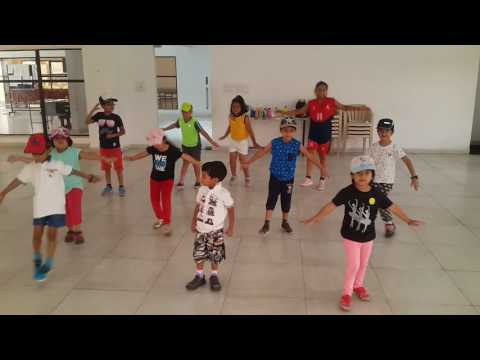 Zumba kids - waka waka