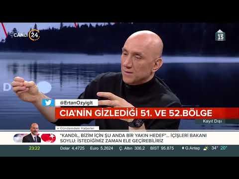 Ertan Özyiğit ve Beyza Hakan ile Kayıt Dışı   Haktan Akdoğan - Erhan Kolbaşı (9 Haziran 2018)