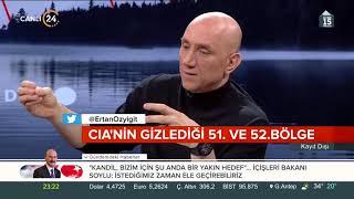Ertan Özyiğit ve Beyza Hakan ile Kayıt Dışı | Haktan Akdoğan - Erhan Kolbaşı (09.06.2018)