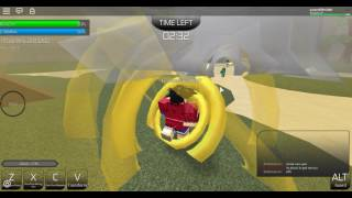 Luffy's time to shine!   ROBLOX Anime Cross v0.75 Part 2
