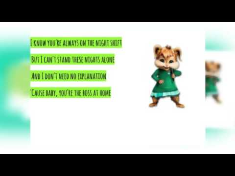 Chipettes- Work from home lyrics