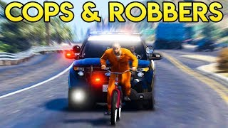 GTA Online COPS & ROBBERS Mode Finally Coming Next!