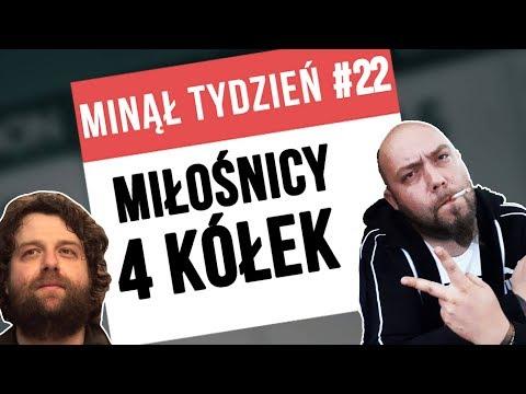 Michu z Miłośnicy 4 Kółek o:  Ekologiczne Samochody, Protest Lekarzy, Parkowanie - Minął Tydzień #22
