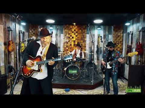 Banderas Blues Band - The Thrill Is Gone - Live at On-Air Studio