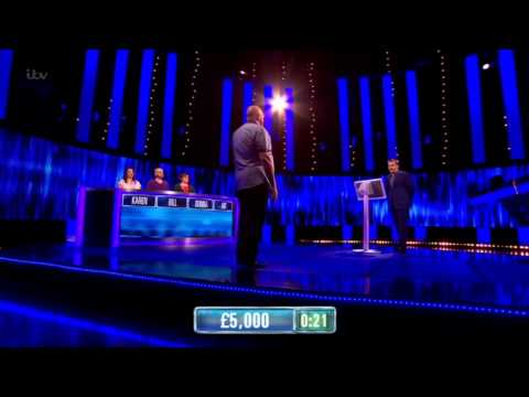 Ant Builds Up His Cash - The Chase