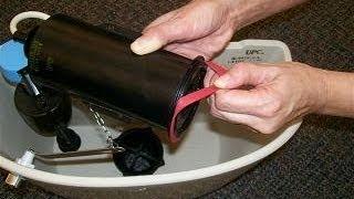 Kohler How Replace Seal Canister Style Flush Valve De Ed
