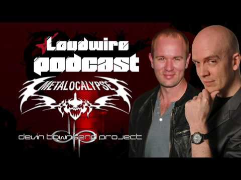 Loudwire Podcast #7 - Brendon Small + Devin Townsend
