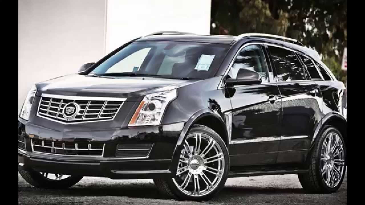 2016 Cadillac SRX Review - YouTube