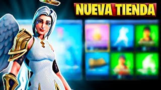 FORTNITE'S NEW STORE TODAY JUNE 3 NEW ENCIERRALO AND SKIN GESTO BY ARCANGEL