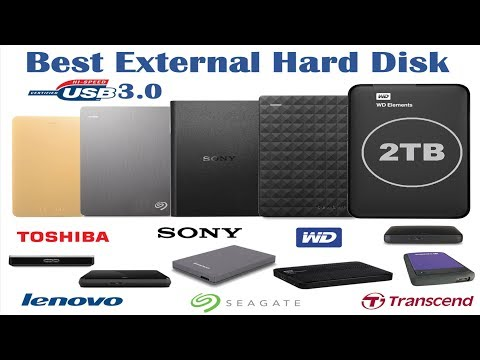 10 Best 2TB External Hard Disk Drive 2017 | Top 10 2TB Hard Disk Drive Of Top Brands
