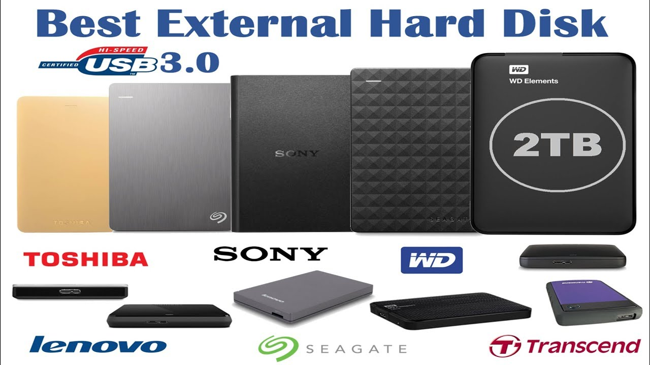 10 Best 2tb External Hard Disk In India 2018 Top 10 Best External