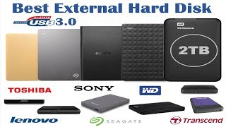 10 Best 2TB External Hard Disk Drive 2018 | Top 10 2TB Hard Disk Drive Of Top Brands
