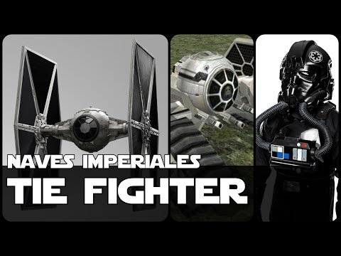 Star Wars Naves Imperiales: Tie Fighter