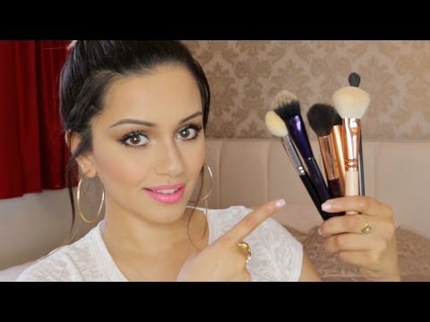 how to clean makeup brushes and beauty blenders