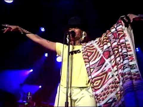 Erykah Badu Out Of My Mind Live @ The Greek, Los Angeles CA June 2010