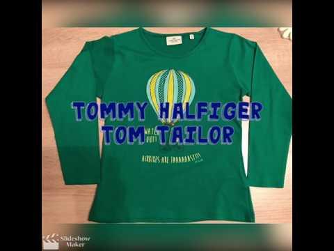 Детская одежда TOMMY HALFIGER