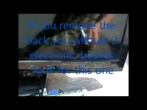Eureka LCD TV repair services  707 443-8347 MrMaintain @ hotmail
