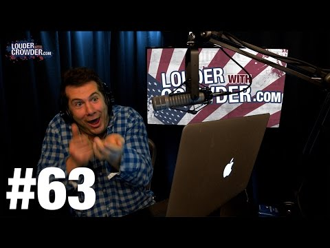 #63 Dana Loesch, Gavin McInnes and @GayPatriot! | Louder With Crowder