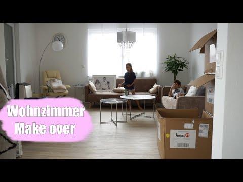 Wohnzimmer Makeover | Wir haben renoviert