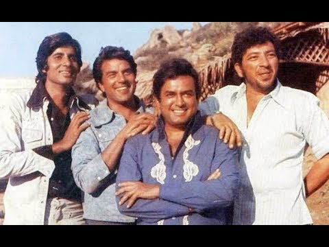 SHOLAY - Then And Now 2018 ✪ Real Name and Age