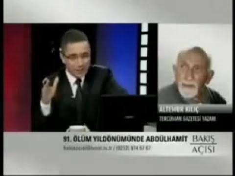 (K202) Hararetli atatürk Kavgası - Üstad Kadir Mısıroğlu'na karşı Altemur Kılıç
