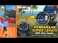 TOP 5 TRIK DAN BUG TERBARU DI FREE FIRE - Bug Mobil Cepat Seperti Roket!!