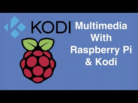 Build a Kodi and Raspberry Pi Media Center | DroneBot Workshop