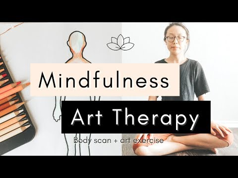 art-therapy-body-scan-meditation- -art-for-mindfulness
