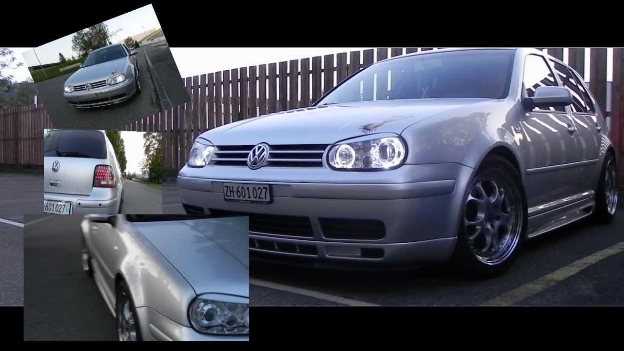 vw golf 4 1 9 tdi 2003 silverstar youtube. Black Bedroom Furniture Sets. Home Design Ideas