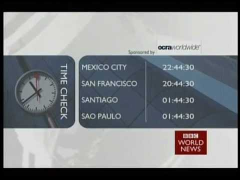 BBC World News | Breakfiller: feed South America is back. (2012)